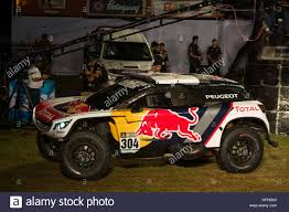 peugeot dakar asuncion paraguay 1st january 2017 304 team peugeot total