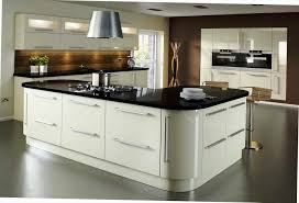 Kitchen Designs With Black Cabinets Tile High Gloss Kitchen Design Ideas Creative High Gloss Kitchen