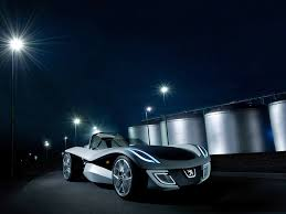 peugeot new sports car 2007 peugeot flux concept peugeot supercars net