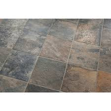 Kitchen Floor Tile by Aspen Sunset Glazed Porcelain Tile Floor Prepare To Be Floored