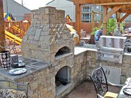 Outdoor Kitchen Designs With Pizza Oven by 173 Best Backyard Images On Pinterest Couch Set Outdoor