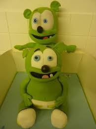 3d gummy bear cake cake by clare galvin cakesdecor