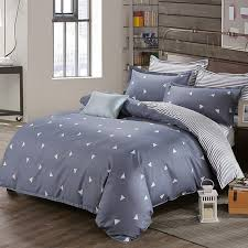 nordic style bed linens bedding sets for russia usa europe size duvet cover set double size