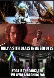 Many Bothans Died Meme - the forum is split between light and dark star wars battlefront