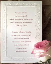 catholic wedding invitation catholic wedding invitation wording create amazing sle depict
