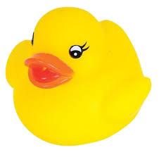 amazon com classic yellow rubber ducky by schylling bathtub