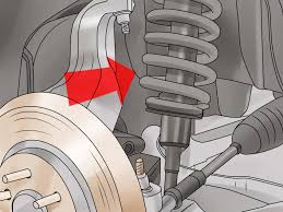 nissan sentra quick strut how to change struts 14 steps with pictures wikihow