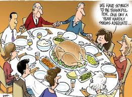this is s korner giving thanks on thanksgiving