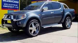 triton mitsubishi 2016 mitsubishi triton modified 2 youtube
