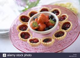 berry canapes canapes stock photos canapes stock images alamy
