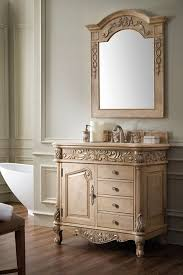 Traditional Bathroom Vanity by James Martin Monte Carlo Single 36 Inch Traditional Bathroom