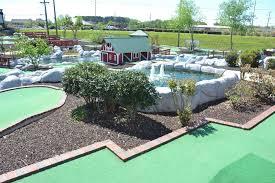 seasons mini golf gallery flowood ms