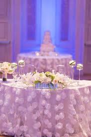 Sweetheart Table Decorations La Vie En Rose Floral Décor U0026 Event Design Marcie And Matt U0027s