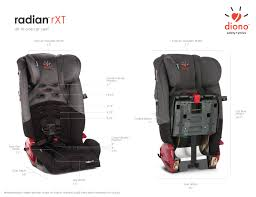 Oklahoma Car Seat Travel Bag images Radian rxt all in one convertible car seat diono us jpg