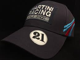 porsche martini logo porsche cap martini racing collection n 21 dunkelblau porsche