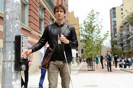 Covert Affairs Blind Guy Chris Gorham Talks Directing Acting And What U0027s Next On Covert