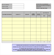 delivery order template u2013 17 free excel pdf documents download