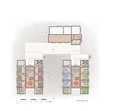 lauren woodward interior architecture design first floor plan
