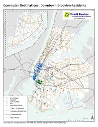 Brooklyn College Map Transportation Equity Atlas Pratt Center For Community Development