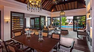 Balinese Kitchen Design by Discover The Villas At The St Regis Bali Resort Bali