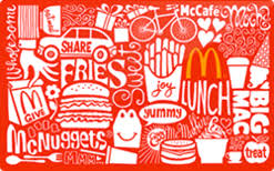 mcdonalds gift card discount mcdonald s gift card discount