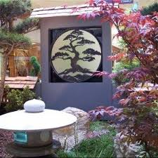 Japanese Garden Idea Japanese Garden Idea With Special Plants And Decor Principles Of