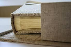linen photo album bookbinding black cat bindery linen wedding albums