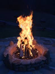 concrete fire pit exploding fire rocks for fire pits outdoor goods