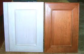 Cabinet Door Refinishing Before After Refinishing Morin S Furniture Refinishing
