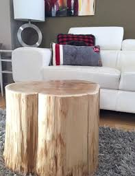 how to make a tree stump table tree stump table serenity cutting boards stump side tables diy tree