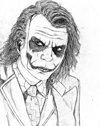 11 pics of dark knight joker coloring pages batman dark knight