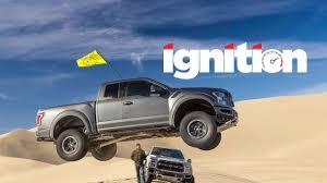 Ford Raptor Camera Truck - 2017 ford raptor with ken block meet the world u0027s best flying