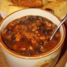 cuisine mexicaine recette recette chili con carne au poulet et aux haricots noirs toutes