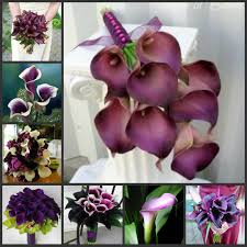 types of purple types of purple flowers for wedding bouquets wedding bouquets