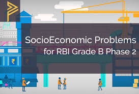 best rbi grade b social issues phase 2 online coaching socio