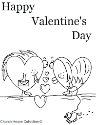 happy valentines day coloring pages chuckbutt com