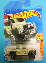 matchbox land rover defender 110 2016 wheels 2018 u002715 land rover defender double cab vhtf rare
