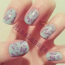 18 glitter nail art designs 19 glitter nail art designs biz