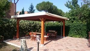 tettoia auto legno quali permessi per realizzare tettoie casanoi