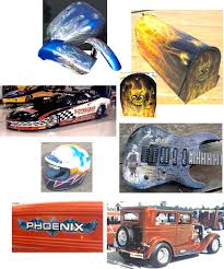 for custom painted motorcycles and paint for custom cars see