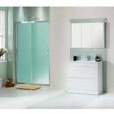 How To Make Bathroom Cabinets - bathroom how to make stunning frosted shower door glass for your