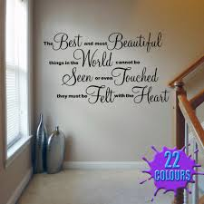 Wall Decal For Living Room 25 Living Room Wall Decal Sayings Wall Decor On Pinterest Family