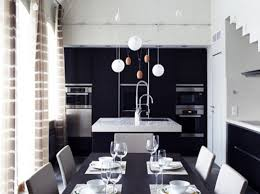 awesome black dining table centerpiece and white images room ideas