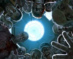 halloween wallpaper scary zombies wallpapers group 81