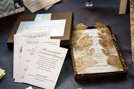 chicago wedding invitations elizabeth grace showcased delicate detailed wedding invitations