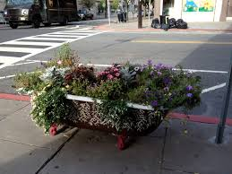 Bathtub Planter Snapshots From Jersey City The Periodic Fable