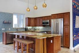 glam and classy red kitchen island home design ideas