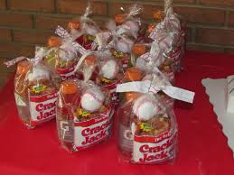 personalized cracker jacks goodie bags so much you could do cracker jacks baseballs with a