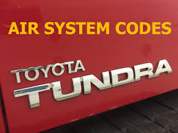toyota tundra air injection code p2440 p2441 p2442 p2443 youtube