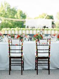 Bride And Groom Chair Reception Décor Photos Bride U0026 Groom Chairs With Vibrant Pom